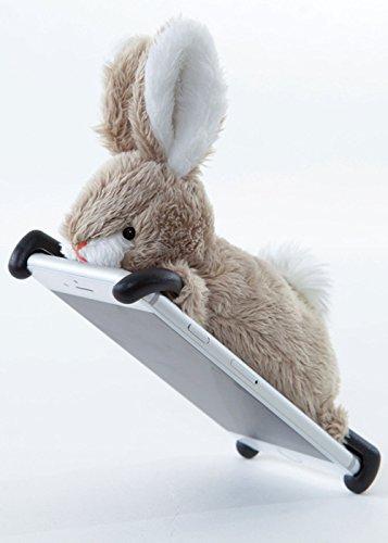 ぬいぐるみ型 iPhoneケース ZOOPY ウサギ iPhone6s iPhone6