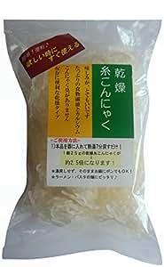 高山俊一郎商店 乾燥糸こんにゃく25g×10P