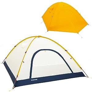 モンベル(mont-bell) テント ステラリッジテント3型[3人用] サンライトイエロー SUYL 1122466