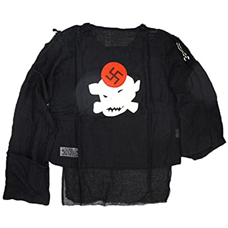 (セディショナリーズ) SEDITIONARIES by 666 MuslinTop GermanSkullApplique ブラック