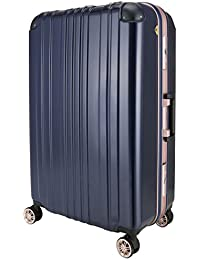1829d281f6 スーツケース キャリーバック キャリーケース 無料受託手荷物 中型・大型 M・L サイズ 5日~1週間以上 ダブルキャスター メーカー1年修理保証  LEGEND WALKER…