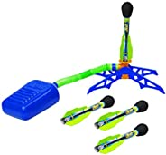 Zing Zoom Rocketz ((Sustainable Packaging) - Adjustable Air-Powered Rockets - Outdoor Rocket Toy Gift for Boys