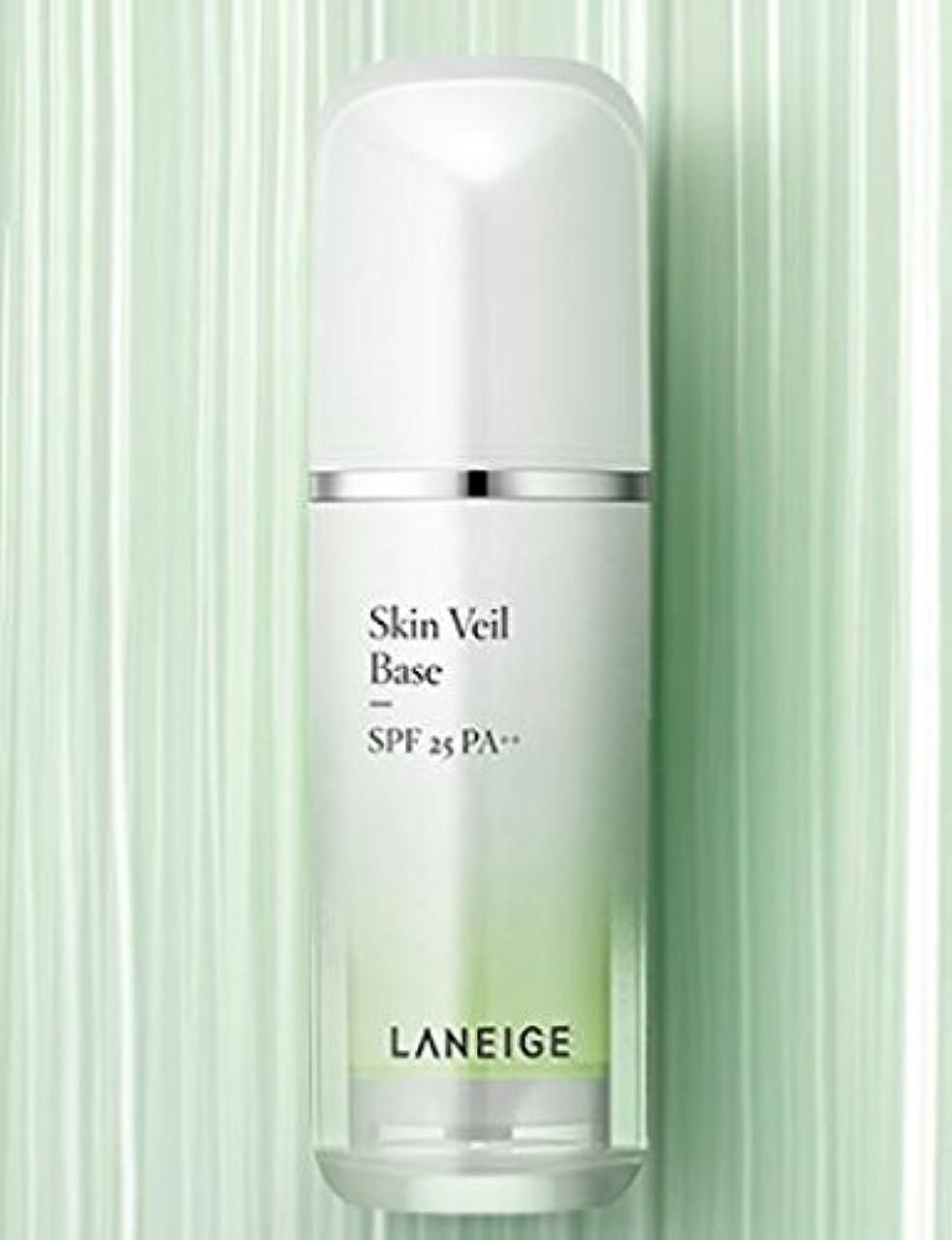 虫上級皮[LANEIGE] Skin Veil Base SPF25 PA++ 30ml/[ラネージュ]スキンベールベース SPF25 PA++ 30ml (# 60 Mint Green/ミントグリーン) [並行輸入品]