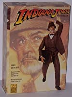 Indiana Jones Dr Henry Jones Vinyl Model Kit By Horizon