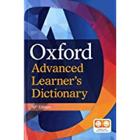 Oxford Advanced Learner's Dictionary: Paperback (with 1 year…