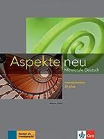 Aspekte neu: Intensivtrainer B1 plus by Stefan Zweig(2014-06-01)