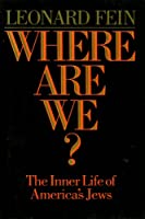 Where Are We: The Inner Life of America's Jews