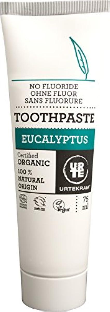 無効にする価値食事ウルテクラム ユーカリ 歯磨き 75ml
