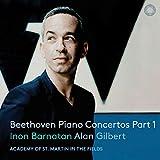 ベートーヴェン : ピアノ協奏曲 第1集 (Beethoven : Piano Concertos Part 1 / Inon Barnatan | Alan Gilbert | Academy of St.Martin in the Fields) [2CD] [Import] [日本語帯・解説付]