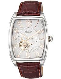 60536d9621 [バロック]BAROQUE 腕時計 BA2002S-04BR メンズ