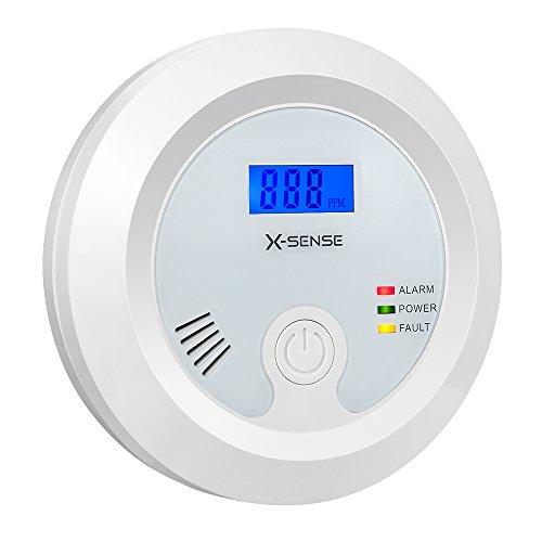 一酸化炭素警報機 住宅用ガス警報器 ガス当番 電池寿命3年間