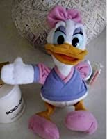 Disney Daisy Duck Bean Bag Plush–9Inches by Mickey For Kids Star Bean by Mattel