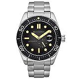 [Spinnaker] 腕時計 CROFT SP-5058-22 メンズ シルバー