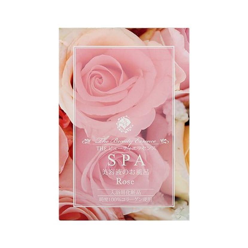 ビューティエッセンスSPA ローズ 50g(入浴剤)