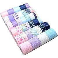 楽MoMo リボン 3色ミックス いろいろ 詰合せ 髪 手芸 セット 手芸 DIY 包装