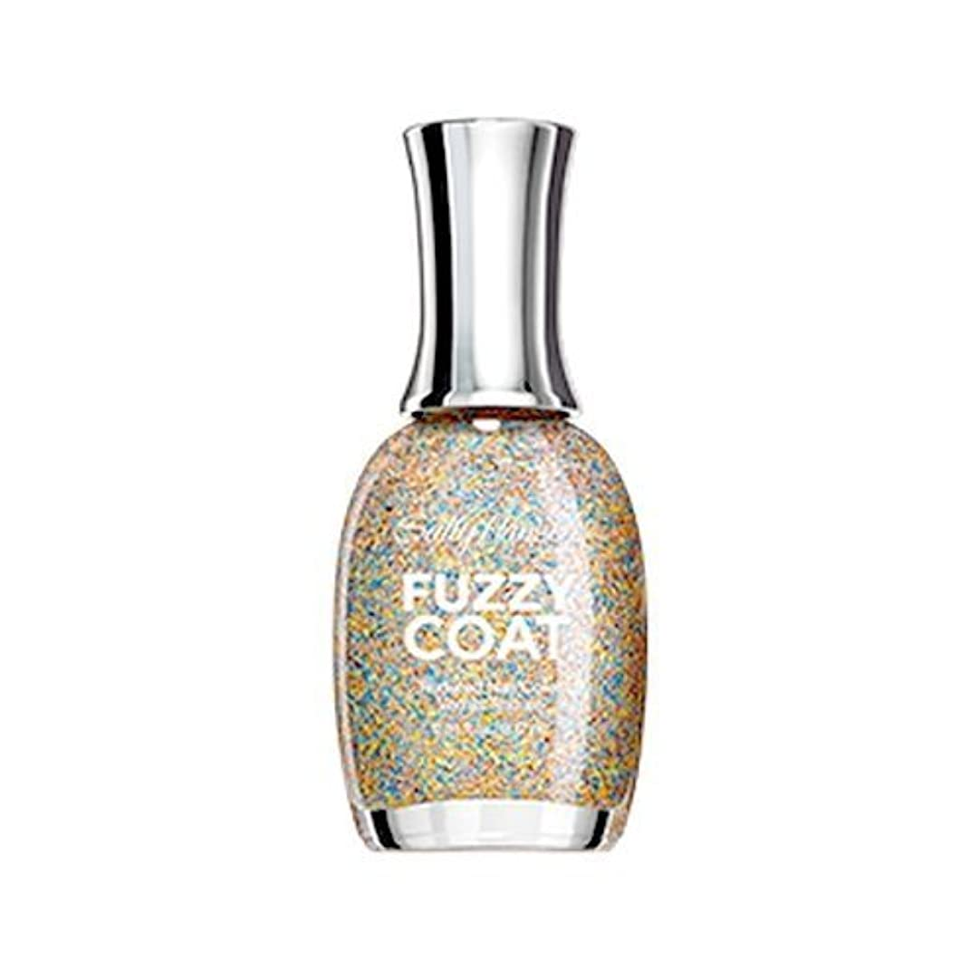 (3 Pack) SALLY HANSEN Fuzzy Coat Special Effect Textured Nail Color - All Yarned Up (並行輸入品)
