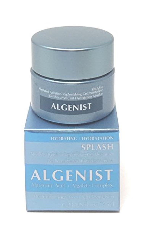 宣言スティック艦隊アルゲニスト SPLASH Absolute Hydration Replenishing Gel Moisturizer 60ml/2oz並行輸入品