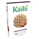 Kashi, Breakfast Cereal, 7 Whole Grain Puffs, Non-GMO Project Verified, 6.5 oz