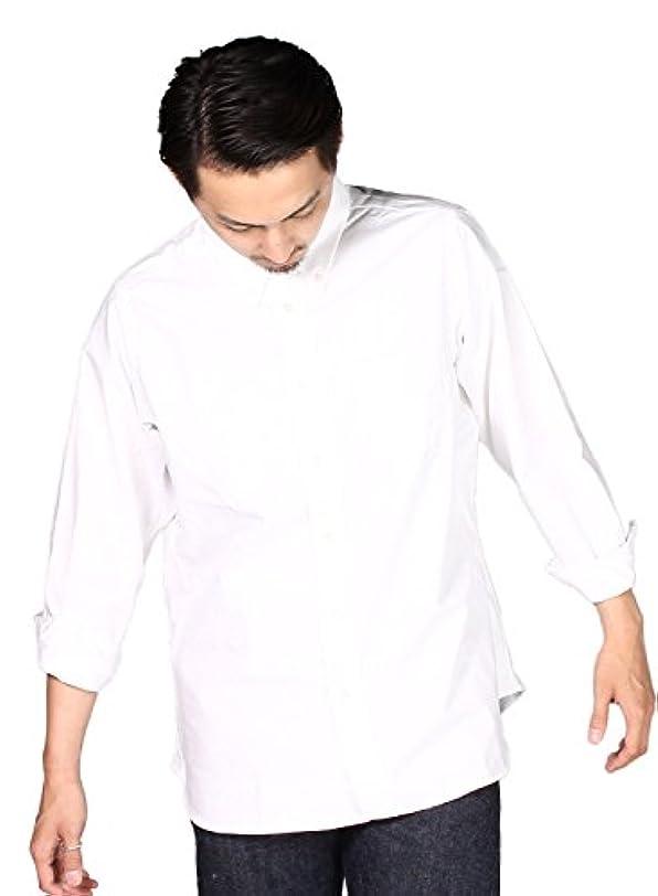 腹部悪性臨検(インディビジュアライズドシャツ) INDIVIDUALIZED SHIRT L/S BD CAMBRIDGE OXFORD - WHITE 16H-32 ONESIZE