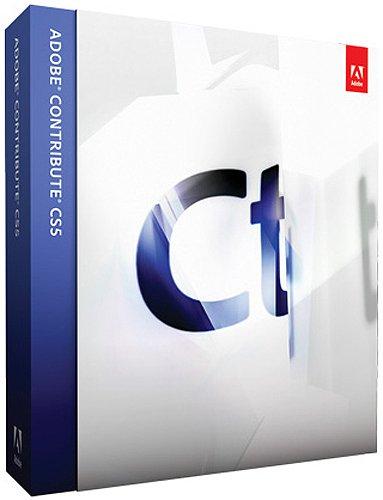 Adobe Contribute CS5 Macintosh版 (旧製品)