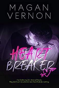 HeartBreaker: A Single Dad Romantic Comedy (Heart Duet Book 2) by [Vernon, Magan]