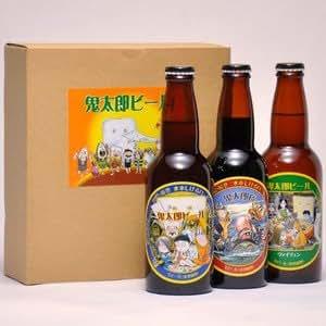 鬼太郎ビール 大山Gビール 330ml 3本セット 要冷蔵 鳥取 地ビール