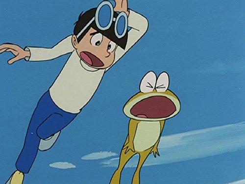 ピョン吉誕生の巻/平面ガエルはつらいよの巻