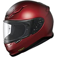 ショウエイ(SHOEI) バイクヘルメット フルフェイス Z-7 ワインレッド L (頭囲 59cm)
