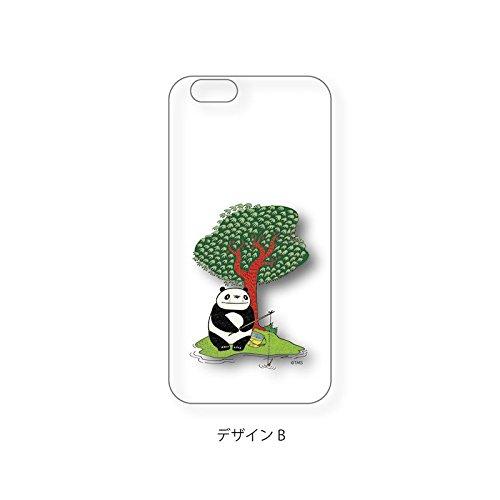 パンダコパンダ スマホハードケース (iPhoneX) B...