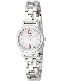 [ingene]アンジェーヌ 腕時計 ソーラー 日常生活用強化防水(5気圧) AHJD097 レディース