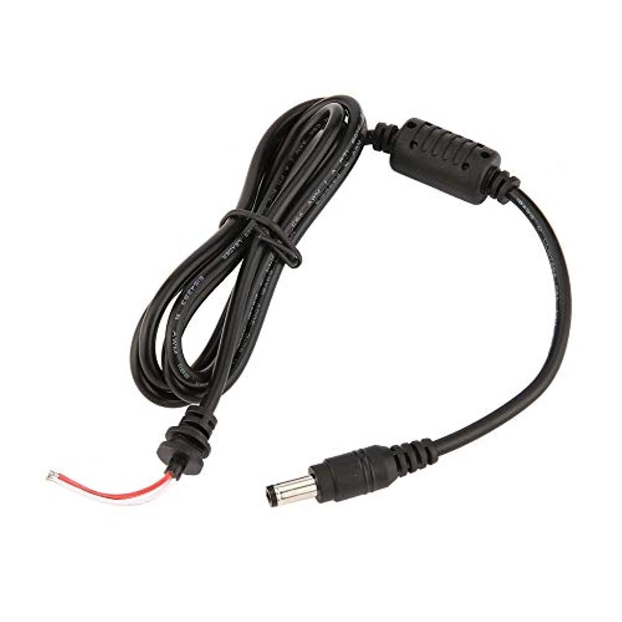 リー過去くまA AcresspaceユニバーサルDCジャックチッププラグコネクタコードケーブル電源アダプタ5.5X2.5MM電源プラグコネクタDCチッププラグケーブル
