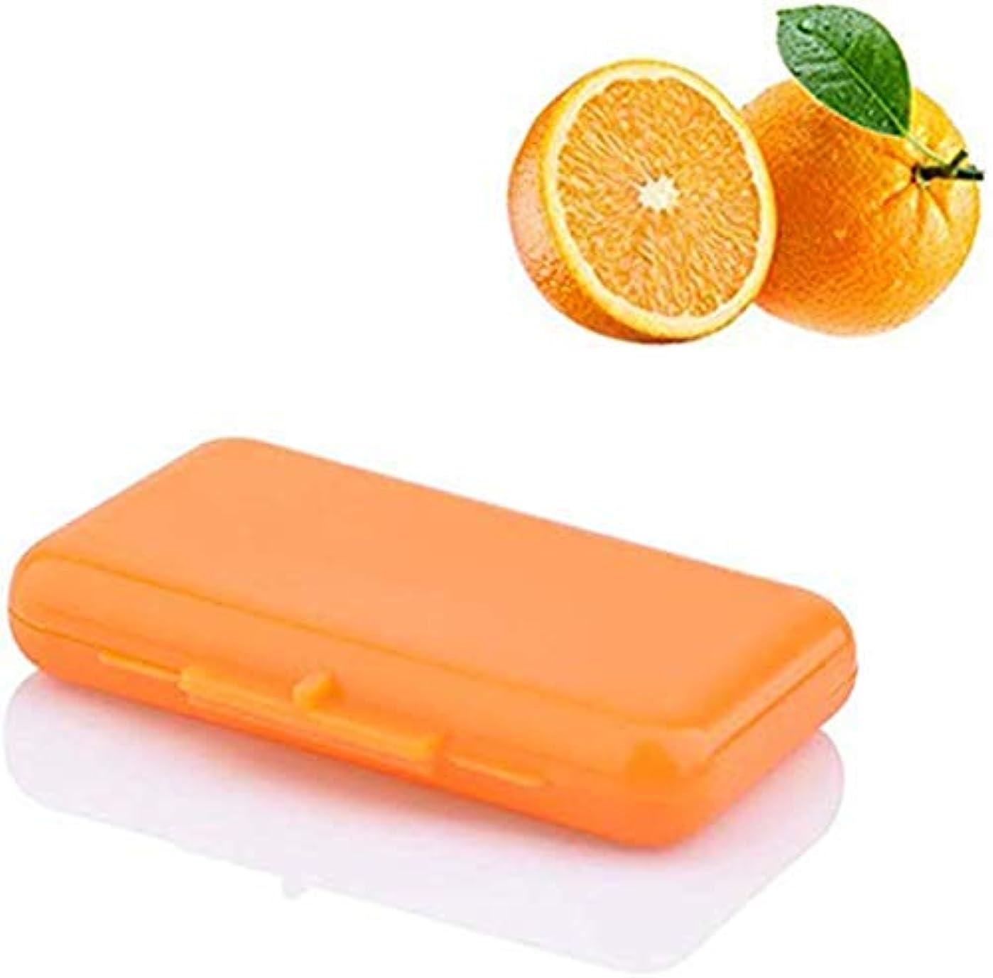 乳そんなにトピックWecando歯科矯正用ワックス 保護ワックス 口腔ケア 抗潰瘍 持ち運び便利 (オレンジ香り 5箱)