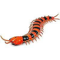 ムカデの迫りくるラジコン 百足 ラジコン 虫 2CH イベント サプライズ プレゼント 生物 子供 おもちゃ ジョーク TEC-RC-MUKAD