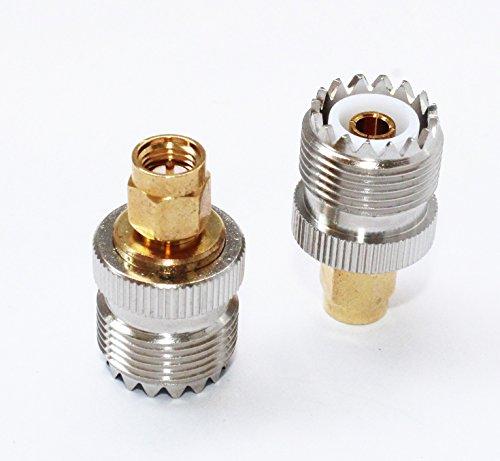 MJ-SMA-P MJ-SMA 同軸変換コネクター変換アダプ...