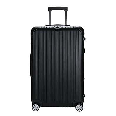(リモワ)RIMOWA サルサ 834.70 83470 マルチホイール 4輪 スーツケース マット/つやけしブラック MULTIWHEEL 78L (810.70.32.4)並行輸入品