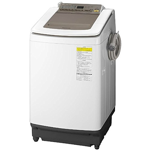 パナソニック 8.0kg 洗濯乾燥機 シャンパンPanasonic NA-FD80H5-N