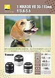 Nikon 望遠ズームレンズ 1 NIKKOR VR 30-110mm f/3.8-5.6 シルバー ニコンCXフォーマット専用 画像