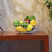 SLH ノルディックフルーツプレートクリエイティブファッション大容量リビングルームフルーツバスケットティーテーブル家庭用シンプルフルーツポットスナック