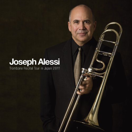 Joseph Alessi Trombone Recital Tour in Japan 2011