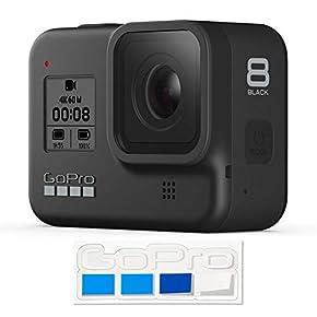 【GoPro公式限定】GoPro HERO8 Black CHDHX-801-FW + 非売品ステッカー 【国内正規品】