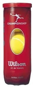 Wilson(ウイルソン) 硬式テニスボール EXTRA DUTY T1304