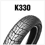 DUNLOP(ダンロップ)バイクタイヤ K330 リア 120/80-16 M/C 60S チューブレスタイプ(TL) 244091 二輪 オートバイ用