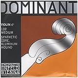 Dominant No.132 ヴァイオリン弦 ペルロン/アルミ巻 D線 (4/4)