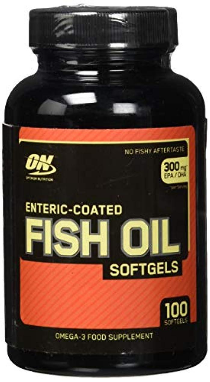 ラジウム高揚したタブレットEnteric Coated Fish Oil 100 softgels 海外直送品