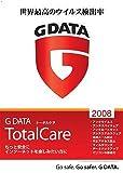 G DATA トータルケア2008 1ユーザー