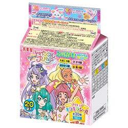 丸美屋 プリキュアふりかけミニパック 50g×10袋入×(2ケース)