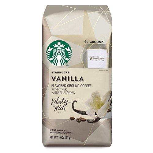 スターバックスコーヒー ナチュラルフュージョン バニラ(粉)312g[並行輸入品]