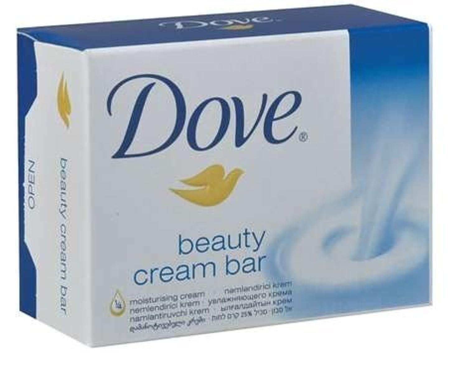 サスペンション月聡明Dove Original Beauty Cream Bar White Soap 100 G / 3.5 Oz Bars (Pack of 12) by Dove [並行輸入品]