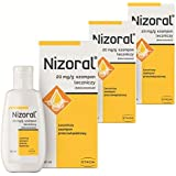 NIZORAL Shampoo 2x STR0NG 100ml (PACK OF 3)