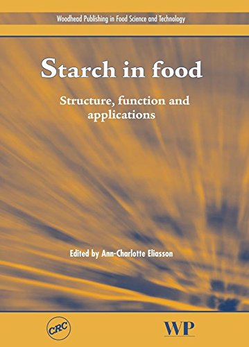 Starch in Food: Structure, Function and Applications (Woodhead Publishing Series in Food Science, Technology and Nutrition) (English Edition)
